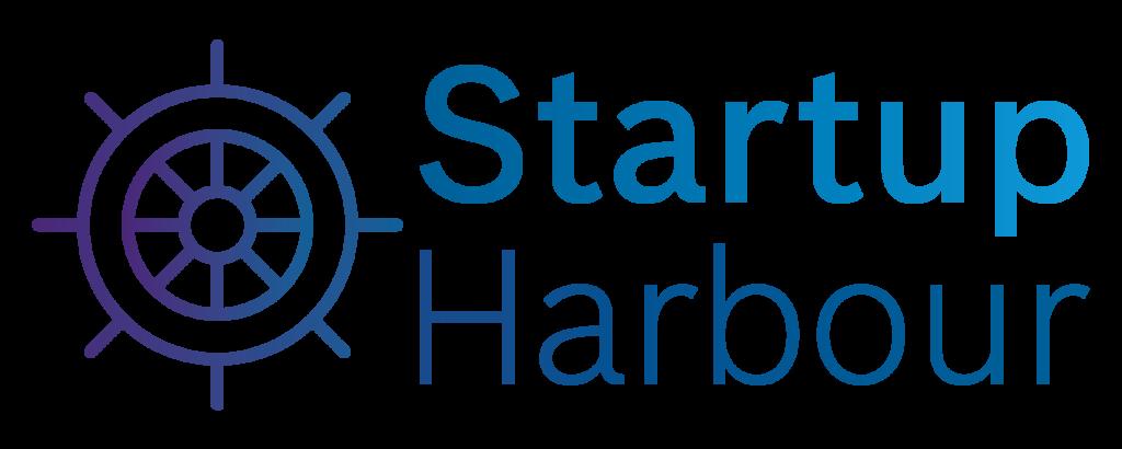 Logo v2 start up harbour colour