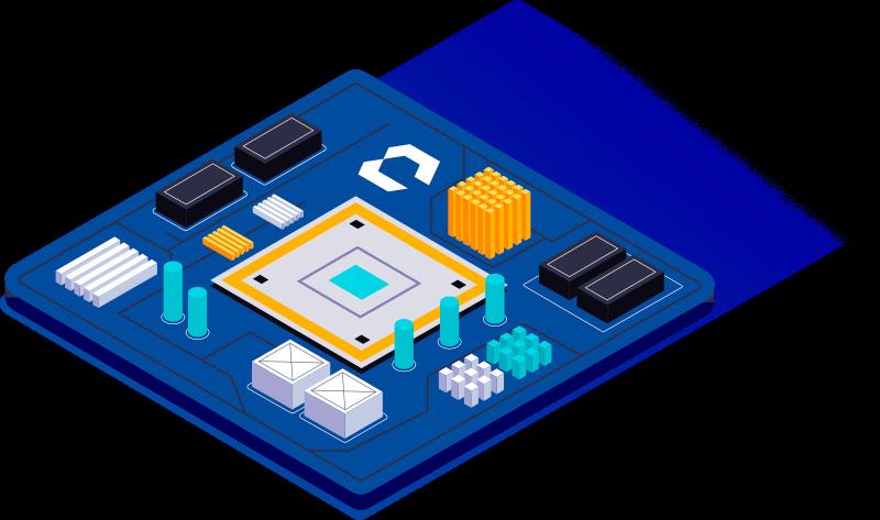 AI sensor illustration